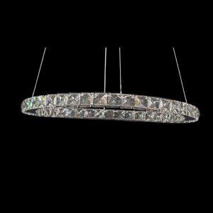 GALAXY 500 Cool White LED Cystal Pendant - LEDP1030CW