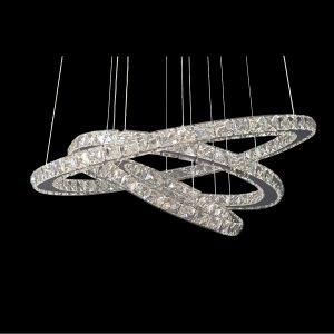 GALAXY 650 Warm White LED Cystal Pendant - LEDP1001WW