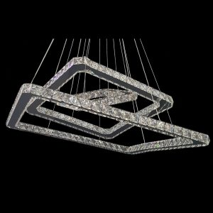 Jupiter 763 LED Cystal Pendant - LEDP1031
