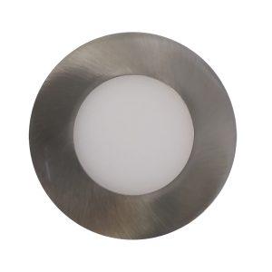 LED Round Step Light 316 Stainless Steel - LEDSTP316RD