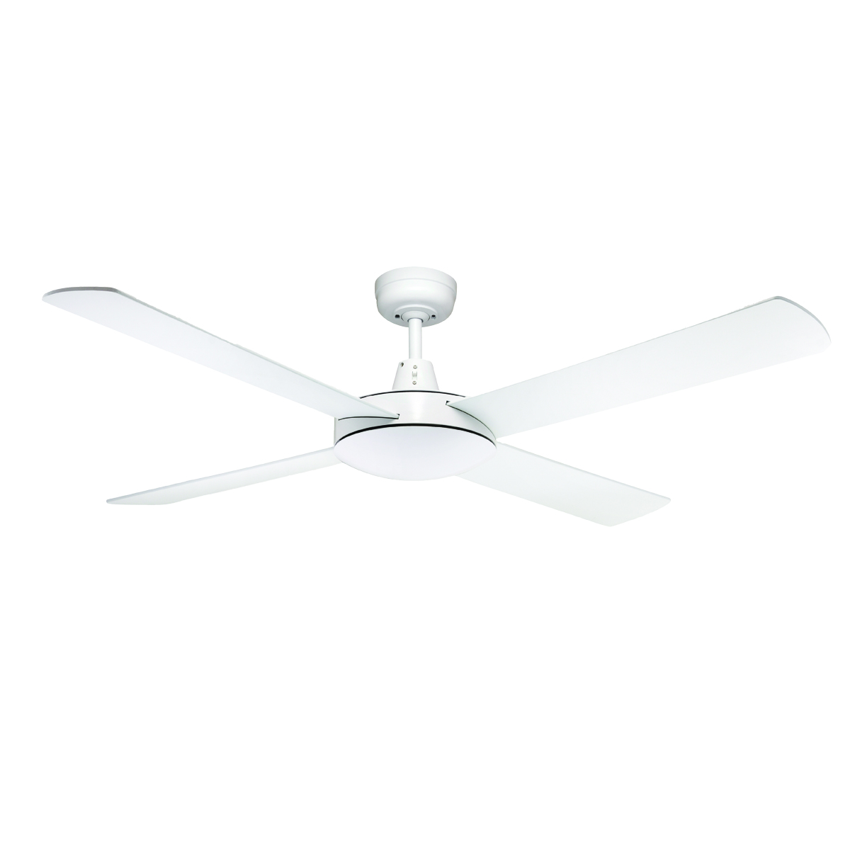 Genesis 52'' White Ceiling Fan - GEN52W