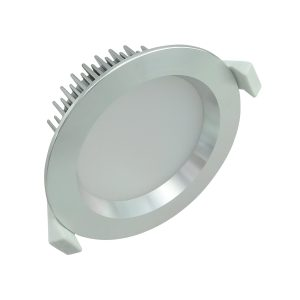 13 watt Dimmable LED Downlight Kit Anodized Aluminum- Warm White