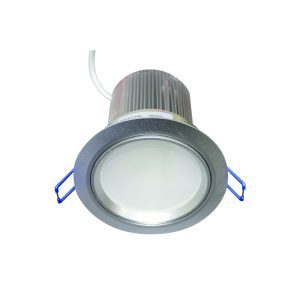 LED 13w Warm White Silver - LED13WWWSil