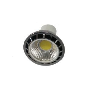 6w COB GU10 LED Dimmable Globe - LEDCOB6WGU10DIM - PW - CW - WW