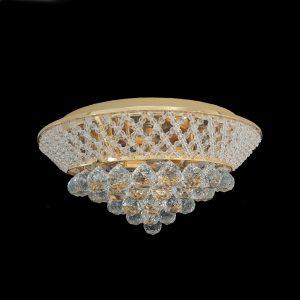 Cumbria 480 Gold Ceiling Light - CTCCUMB04480GD