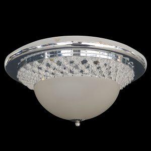 Dorset 380 Chrome Ceiling Light - CTCDOR03380CH