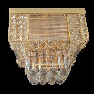 Midland 300 Gold Ceiling Light - CTCMID05300GD