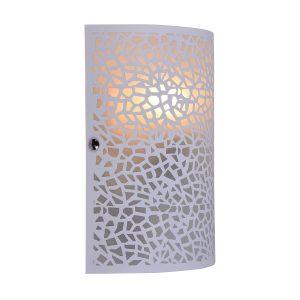 Zay White Wall Light